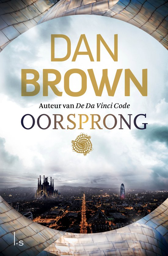 boekkast review - oorsprong - dan brown